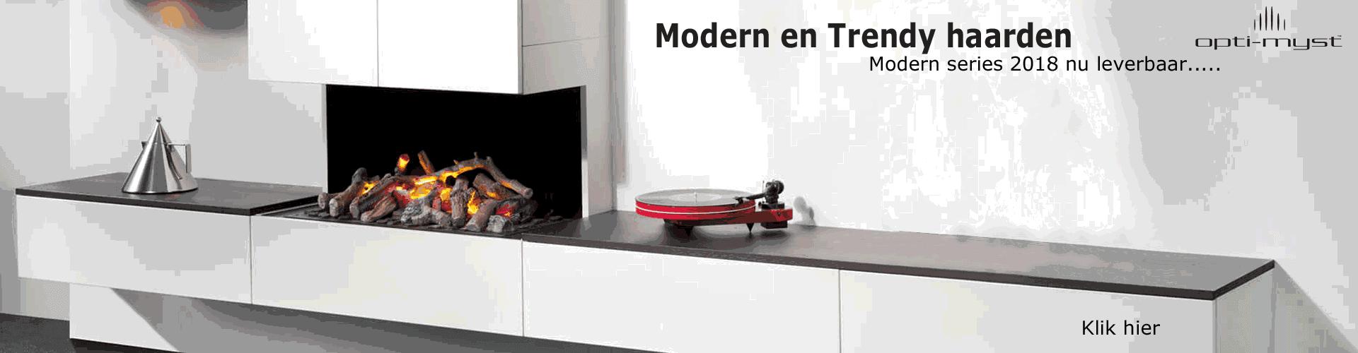 moderne sfeerhaarden